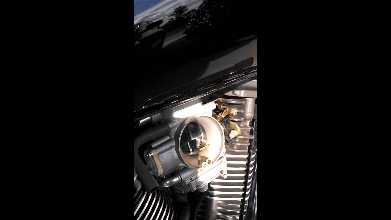 Road Star 1700 Carb Accelerator Pump Function Youtube