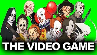 Horror Movie Fighting Game  Why Isn't This MADE ALREADY?