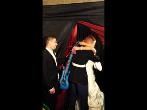 Our Marine cousin comes home to surprise Melissa and Jonathan for their wedding.