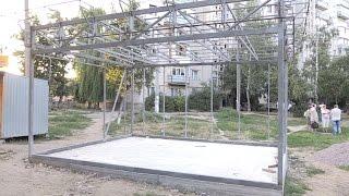 як зробити щоб жителі будували будинки в майнкрафт