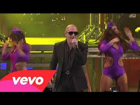 Download Pitbull - International Love (Live On Letterman)