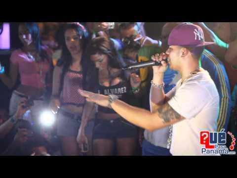 """J Alvarez (Sexo, Sudor y Calor """"LIVE"""") en Chill Out Panamá 720HD"""