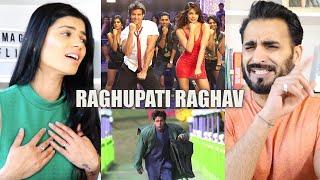 RAGHUPATI RAGHAV | Krrish 3 Vs Kuch Kuch Hota Hai | Music Video Reaction & Review!