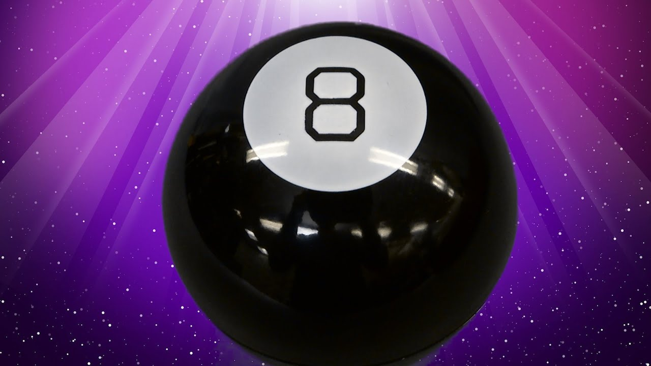 Magic 8 ball from mattel youtube - 8 ball pictures ...