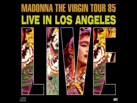 Madonna  The Virgin Tour:  from Los Angeles  Gibson Amphitheatre  FULL