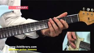 Love In An Elevator Aerosmith Guitar Lesson | How To Play Guitar With Michael Casswell