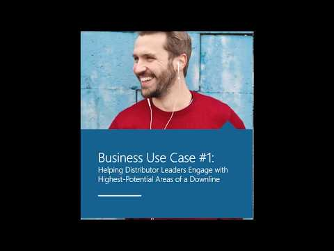 Increase Distributors' Engagement with Their Business