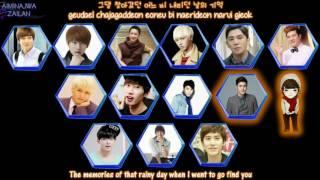 Super Junior - Dead At Heart [Han, Rom & Eng]