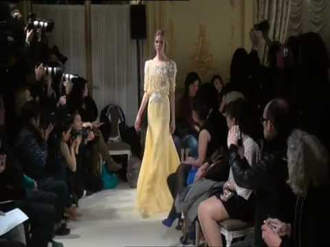 Georges Hobeika Couture Spring-Summer 2012