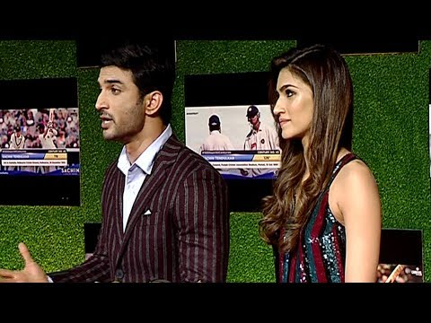 Thumbnail: Sushant & Kriti GETS ANGRY On Reporter For Calling Raabta COPIED