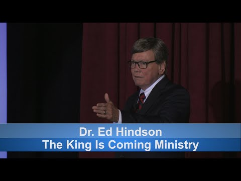 """Dr. Ed Hindson Rally """"Signs Of The Times: Setting The Stage For The Future"""""""