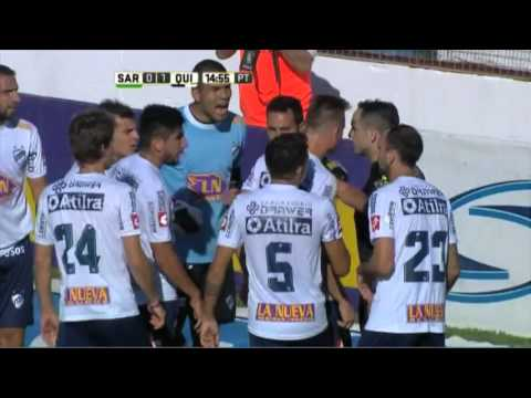 Sarmiento y Quilmes repartieron puntos en Junín