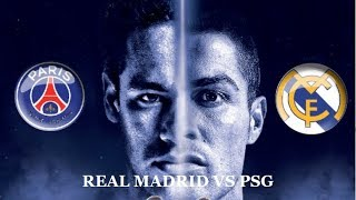 PS2 |  Actualización PES 2018 Crymax | Jugando REAL MADRID VS PSG | REVIEW COMPLETA