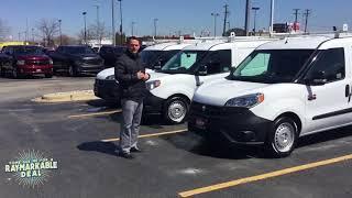 Testimonial Review by OlivetNazarene: 2018 ram  promaster city at      Taylor Chrysler Dodge in ...