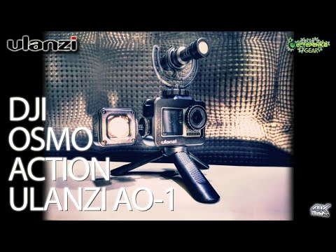 ULANZI AO-1 OA-3 DJI OSMO ACTION
