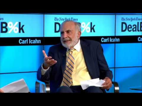 Carl Icahn: 'I