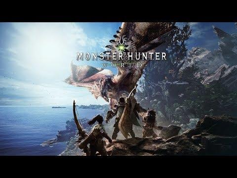 Live React Monster Hunter World Dev Update