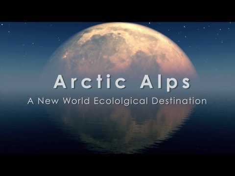 Arctic Alps -- Worlds tallest hotel complex