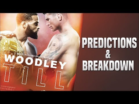 UFC 228 Predictions & Breakdown With MMA Analyst  Brendan Dorman