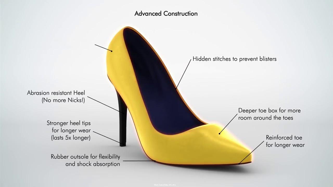 Inside High HeelsFlats Sneakers Tech Feel That Saint Like Antonia Ny vNmyn0w8O