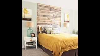 Easy Diy Headboard Projects Ideas