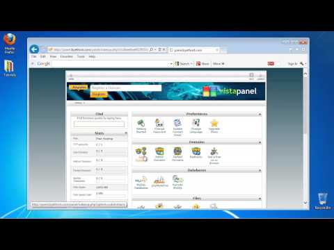How to Create a Subdomain in cPanel - 동영상