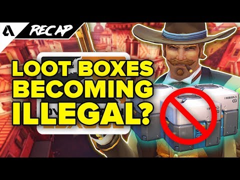 Loot Boxes Are Becoming Illegal, Seagull talks Dallas Fuel & World Cup 2018 Jerseys   Akshon Recap