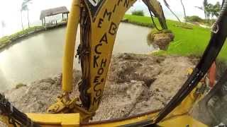 HOW TO OPERATE BACKHOE CONTROLS ~