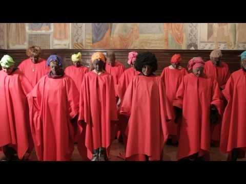 Prof Gospel Choir Natale 2013 Conservatorio San Niccolò