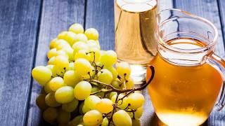 Рецепт: Виноградный сок Ручной отжим