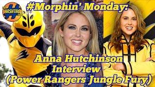 anna Hutchison интервью
