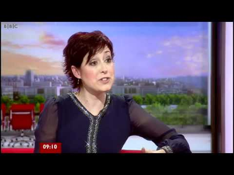 BBC Breakfast: Connie Fisher