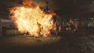 "Fallout 4: ""Горящие"" Гули (6)"