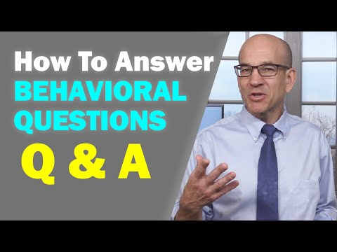 How To Answer BEHAVIORAL INTERVIEW QUESTIONS Using The STAR Method (TOP 10 Behavioral Questions)