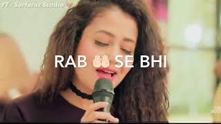 Dard Status : Tujhe Chaha Rab Se Bhi Jyada | Emotional whatsapp Status | Sarfaraz Studio
