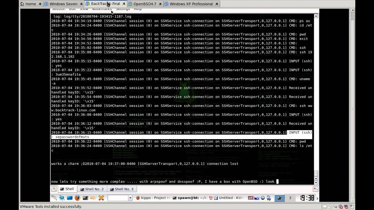how to configure a Honeypot for SSH Server (SSH Honeypot)
