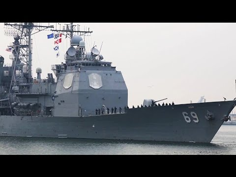 NATO Ships Conduct Exercise In The Black Sea