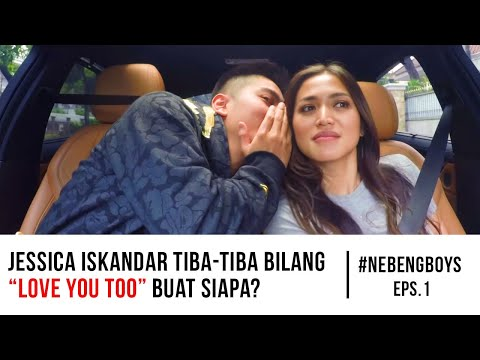 #NebengBoy Eps 01 - Boy William Ngajak Nge-date Jessica Iskandar!?