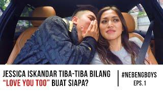 Boy William Ngajak Nge-date Jessica Iskandar!? - #NebengBoy Eps 01