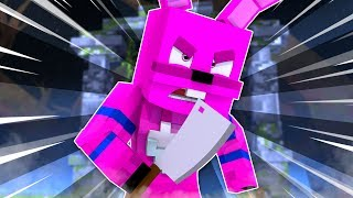 Murder Mystery With Bonnet ?!   Minecraft FNAF Roleplay