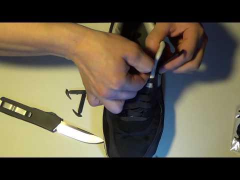 Посылка из Китая № 268 Силиконовые шнурки для обуви