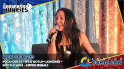 Irene Bedard (Disney Pocahontas, Westworld, Longmire, Into the West) London Comic Con 2019 Q&A Panel