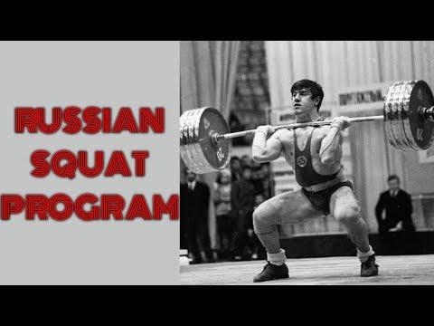 Program Breakdown | Russian Squat Program