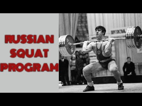 Program Breakdown | Russian Squat Program