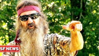 Duck Dynasty Star Says Atheists Approve of Rape And Murder