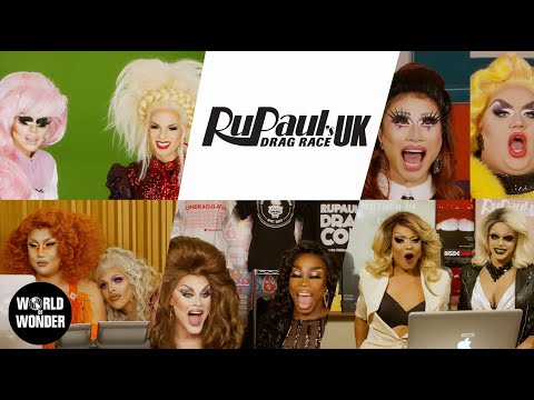 Drag Queens React: RuPaul's Drag Race UK With Trixie, Katya, Mariah, Morgan & More