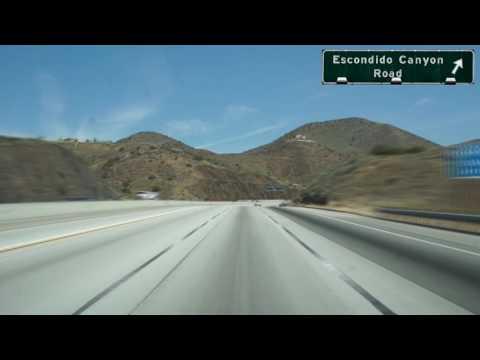 2016/04/13 - California Highway 14 - Antelope Valley Freeway