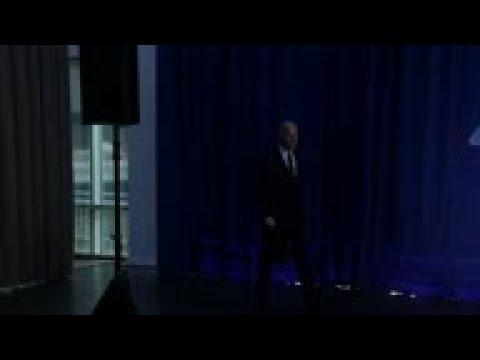 Biden: Trump escalation 'dangerously incompetent'