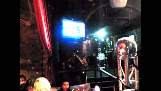 Sandra Grant -  Sax in the dark. Heaven, Departure Lounge, 27-Oct-2009