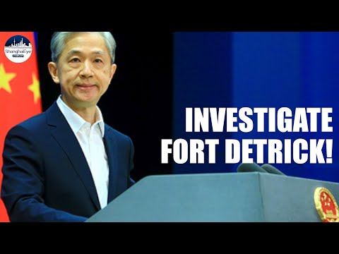 Stop dodging and open Fort Detrick and UNC bio labs for COVID origin investigation!